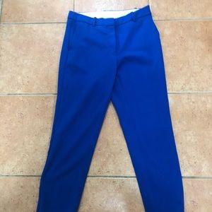 Blue H&M Ankle Pants Size 6